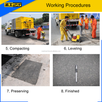 MOH HGY5120DYH Cold Mixed Asphalt Pothole Patcher