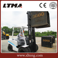 2016 China LTMA brand new model forklift truck