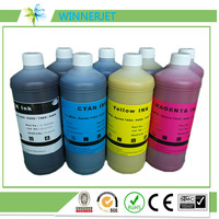 New products 2017 on China market 100% High quality Compatible pigment ink for Epson 7400 refill cartridge