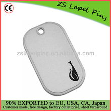 cheap blank dog tags