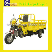 2014 New Model 250CC Cargo Tricycle For Sale