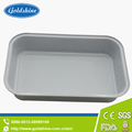Composited Treatment and Half Hard Temper aluminum foil trays Container
