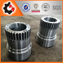 High Precision Metric Large Spur Metal Gear