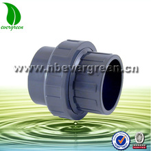 4014 pvc pipe fittings union connector