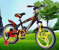 power-driven kids bike