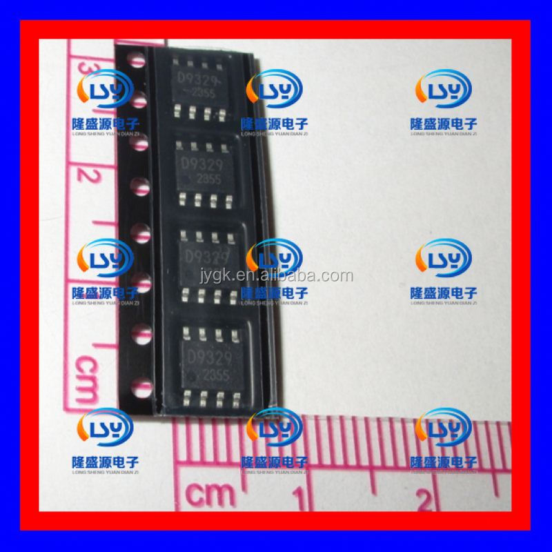 Original failing power supply chip D9329 S22A300B 330 bw J0456 S19A300B often bad--LSYD2