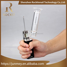 The best wax dabber kit Rockit portable enail attachment can fit any over 40watt box mod