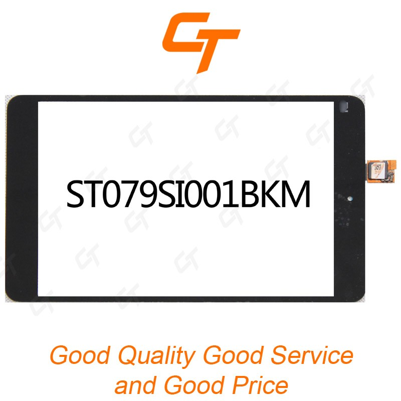 China best price 7.9 inch touch lcd digitizer ST079SI001BKM