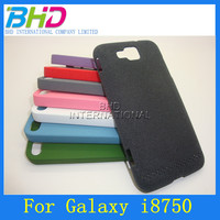 Promotion mobile phone hard casing for samsung i8750 with high quality