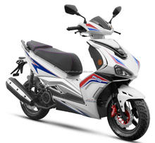 hot selling 125cc euro eec gas scooter (TKM125E-A9)