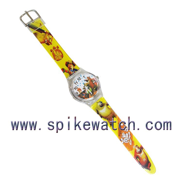 Quartz Analog Lovely Colorful Japan Movt Kids Cheap Analog Watches