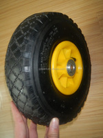 3.00-4 Pneumatic rubber wheel for wheelbarrow