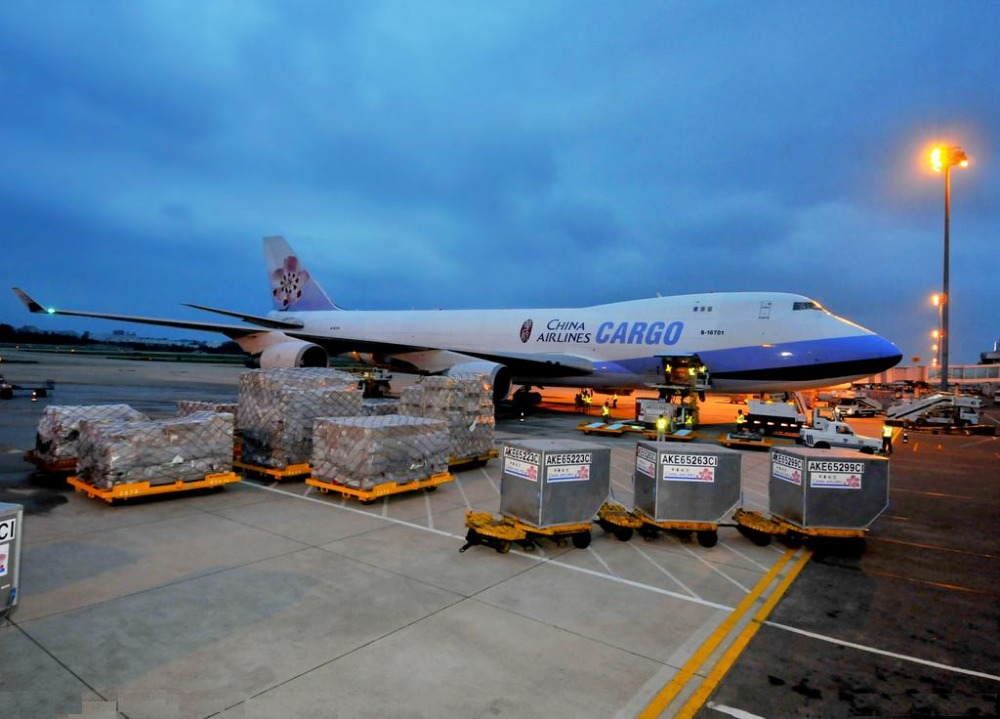 Air frieght forwarder shipping to ORD USA from China