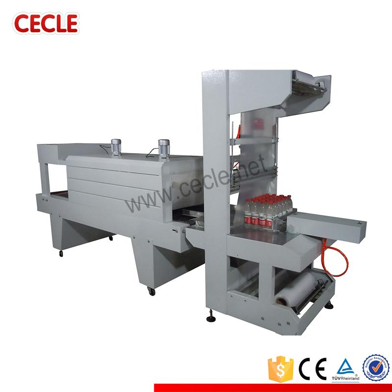 Hot sale constant temperature shrink tunnel wrapping machine