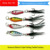 Mini Lead Fish 6.4G 2.5CM Bait And Metal Fishing Lures Bait For Lure Fishing