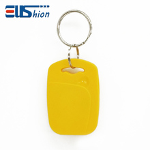ABS Smart Custom Electronic Hotel Writable EM Marin 125Khz RFID Keyfob Key Chain Tag Keychain