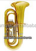 XTA030 Include Tuba Mouthpiece Piston Tuba 4 Keys