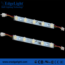 Waterproof aluminum led rigid bar