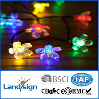 Zhejiang Cixi Holiday living lights series christmas led lights XLTD-116 cheap battery operated string lights