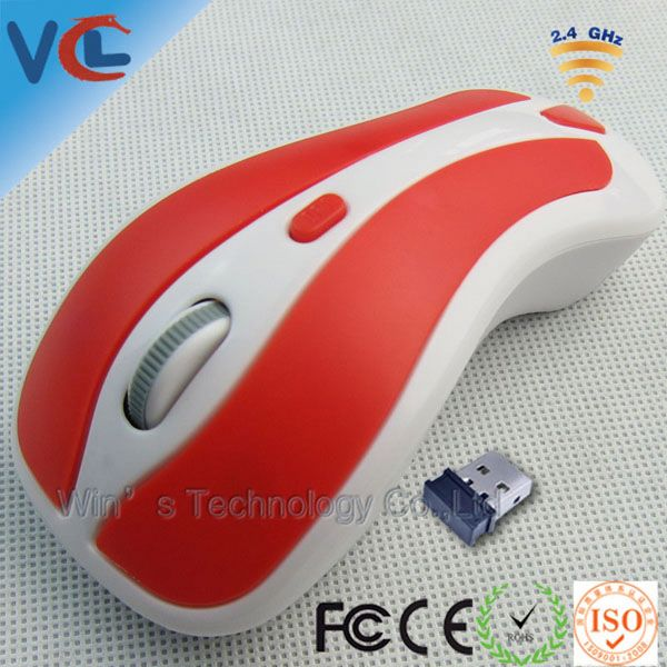 new design portable finger air wireless mouse