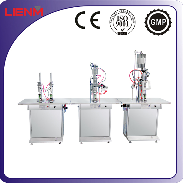 High Quality Semi- automatic Filling Machine Spray can