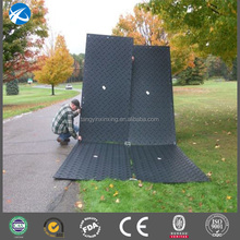 Plant Sells Concrete Pump UHMWPE Ground Protection Mat