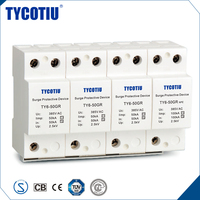 TYCOTIU New Products 2016 Class I Surge Protection And SPD Device For TT System
