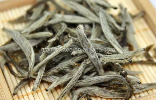 Fujian white tea bai hao yin zhen white silver needle