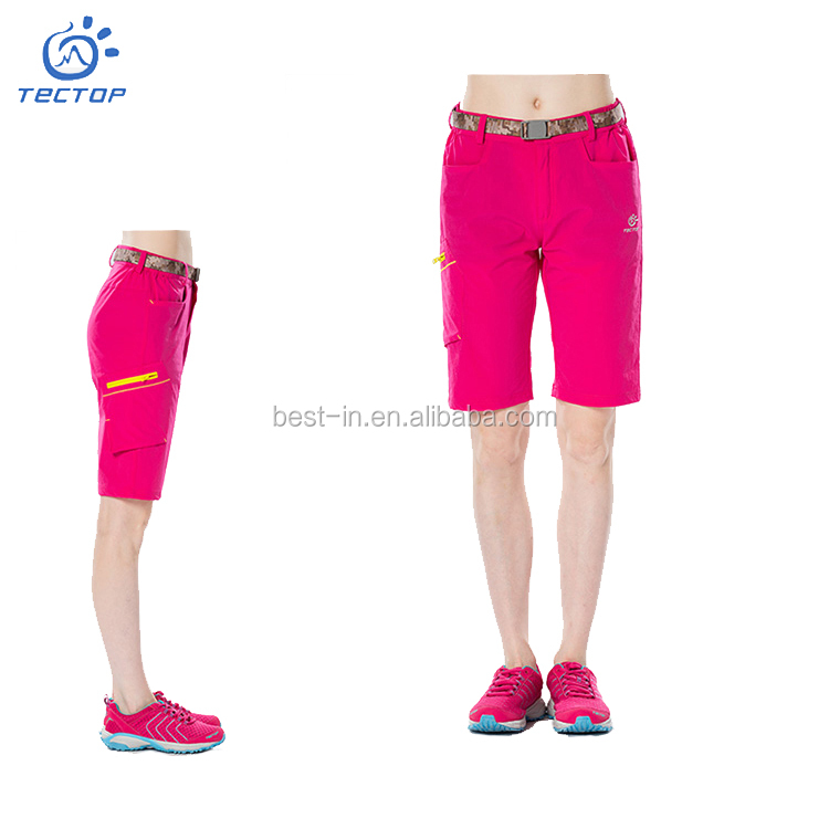 Fancy Print Different Kinds Of Sports Wear Ladies Short Pants