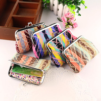 Fashion fabric purse Wholesales L---00127