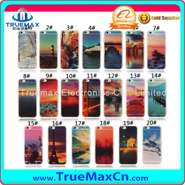 Nice Case for iPhone 7 7 Plus Soft TPU Case Silicone Cover Ultra Thin Mobile Phone Case