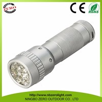 Top Quality Promotion Custom Metal High Power Led Aluminum Flashlight