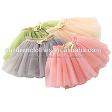 Latest Short Skirt Design Beach Wedding Dress Candy Sweet Girls Skirts