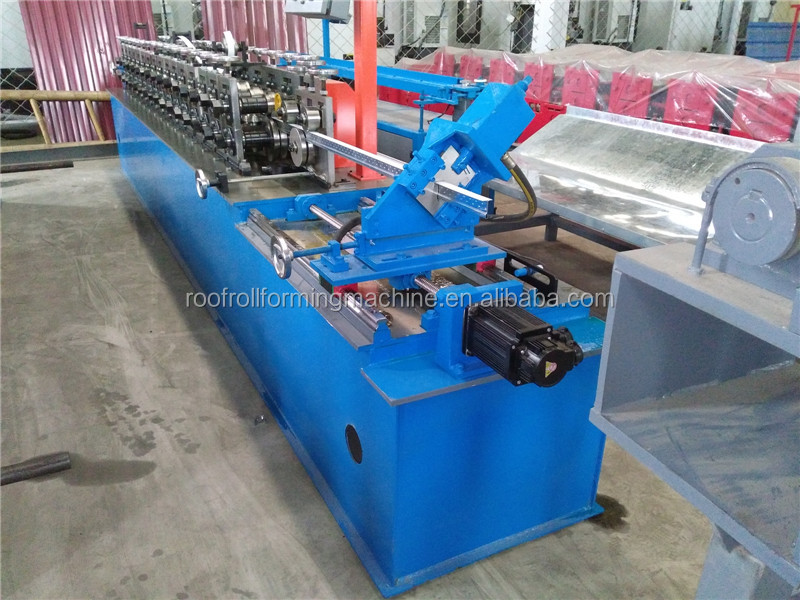 Good quality metal stud track roll forming machine