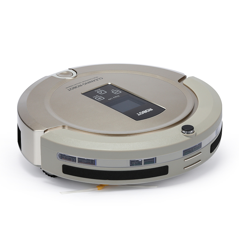 new car mode robot vacuum cleaner without air pump