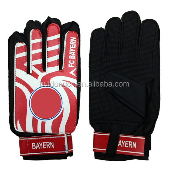 Custom waterproof football goalkeeper gloves wholesale best protective goal keeper gloves manufacturers in China