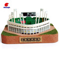 3D stadium replica stadium polyresin Stadium Model Figure Sculpture