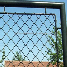 2016 new and beautiful and high quality and cheap chain link fence gate or door