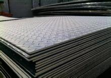 Q235B Q195 checkered steel sheets