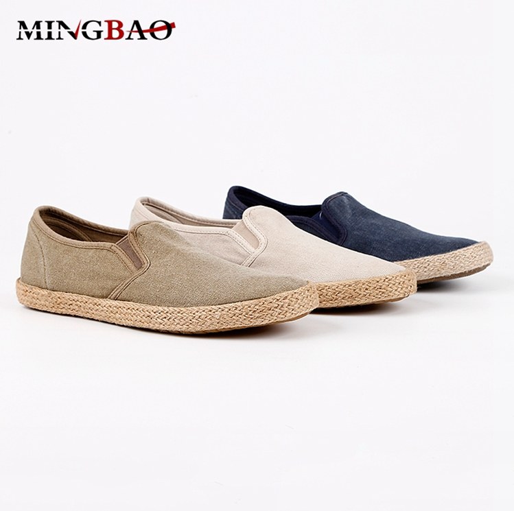 New Style Canvas Types Latest men cheap shoes
