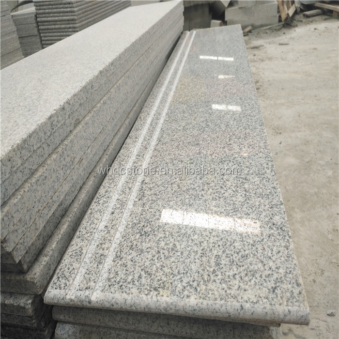 Hubei High quality Best Price granite G603 Stairs and steps