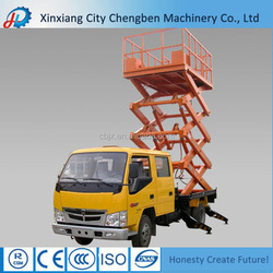 Good feedbacks motorcycle lift exporting to world