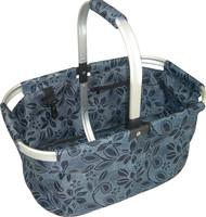 YY-23X09 Shopping Fabric Basket shopping baskets for sale