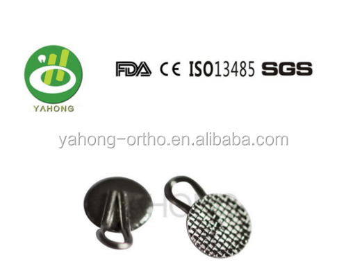 Dental Supplies Orthodontic Accessories Dentist Use Lingual Buttons