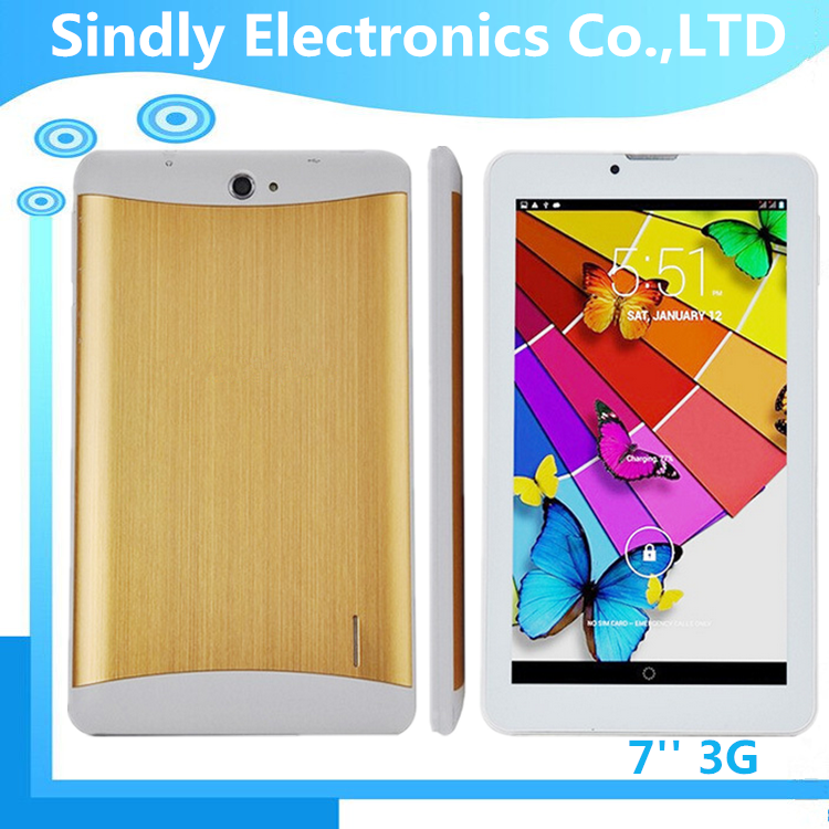 7 inch hot sell Dual SIM GPS mini pad Best China OEM android Dual Core cheap tablet pc
