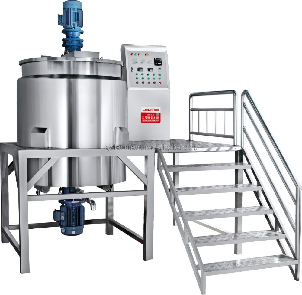 Hand Wash Liquid Soap Making Machine, Liquid Soap Manufacturing Plant