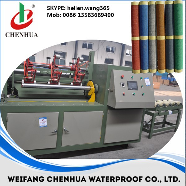 SBS / APP modified waterproof membrane production line