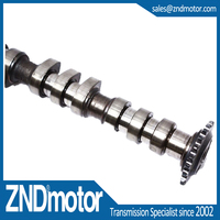 diesel engines parts crankshaft assembly/crankshaft assy for VW