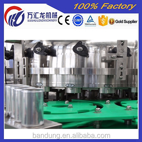 Stable full automatic metal can/tin line production can packaging machine with good after-service