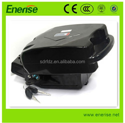 factory price li ion battery Frog 36 volts including 2A charger for electric bicycle